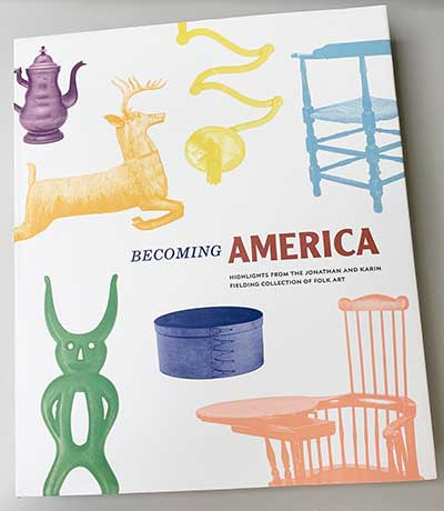 Becoming America book cover