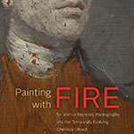Cover of Painting with Fire by Matthew Hunter