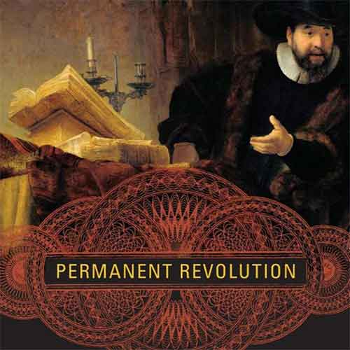 Cover of Permanent Revolution