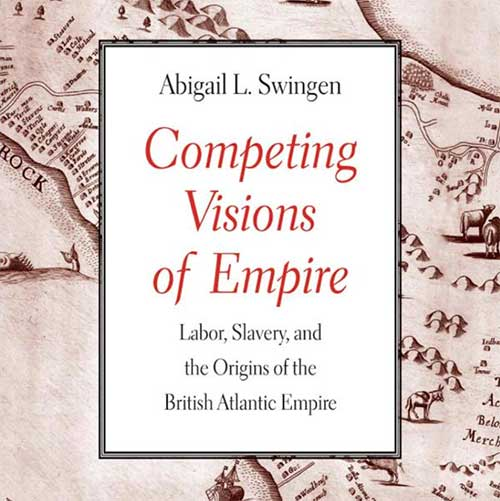 Cover of Competing Visions of Empire
