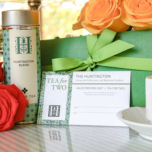 tea, roses, and certificate