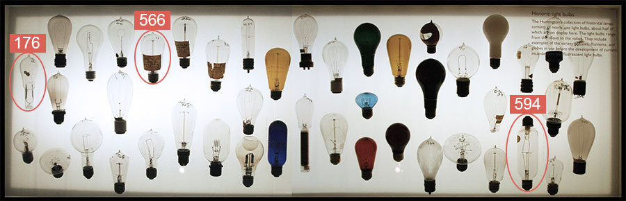 Lightbulbs: Case 2