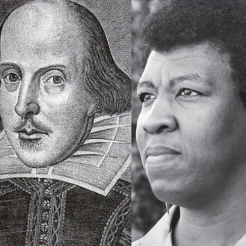 Shakespeare and Octavia Butler