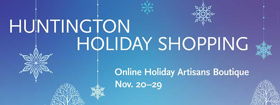 Holiday Shopping graphic