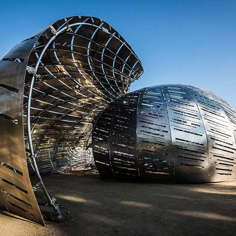 Orbit Pavilion