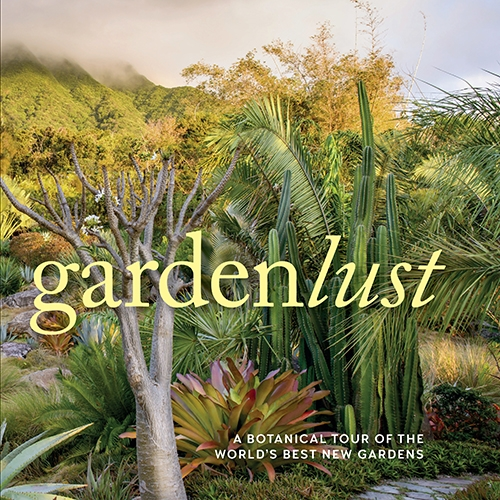 Book cover of GardenLust