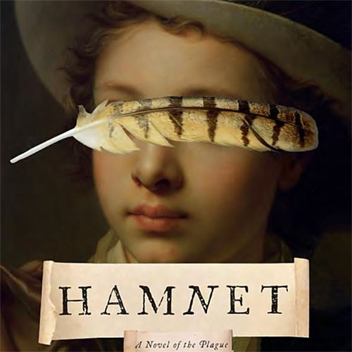 Cover of Hamnet book
