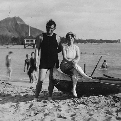 Jack London in Hawaii