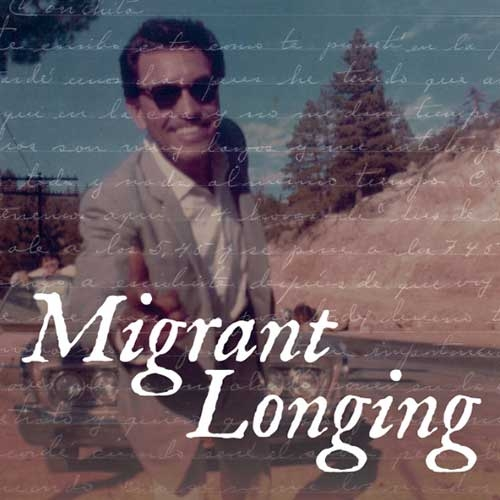 Cover of Migrant Longing