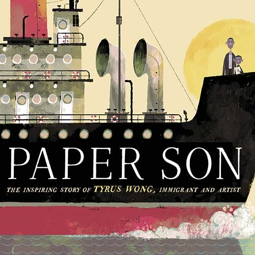 Cover of Paper Son