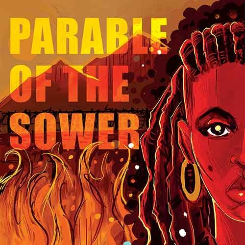Cover of Parable of the Sower graphic novel