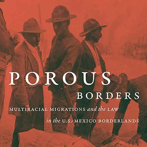 Cover of Porous Borders by Julian Lim