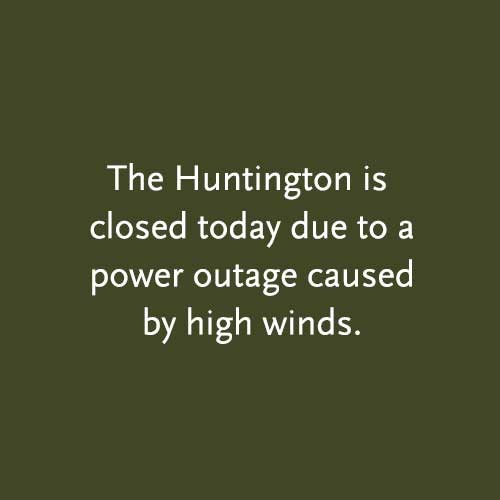 closed due to power outage
