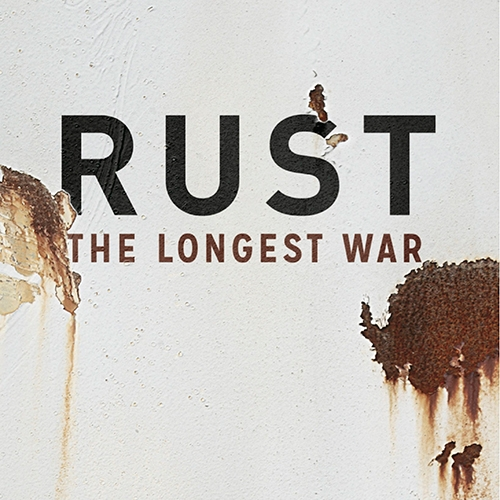 Book cover of Rust: The Longest War