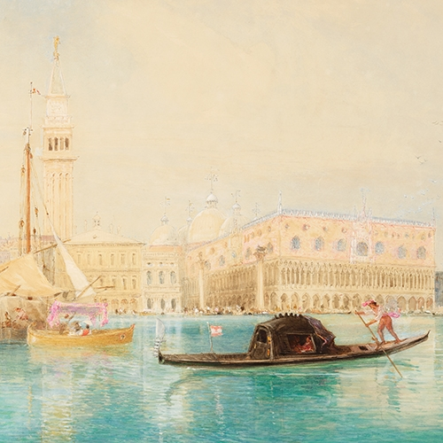 Painting of Venice