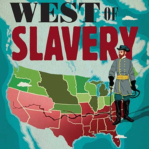Cover of West of Slavery by Kevin Waite