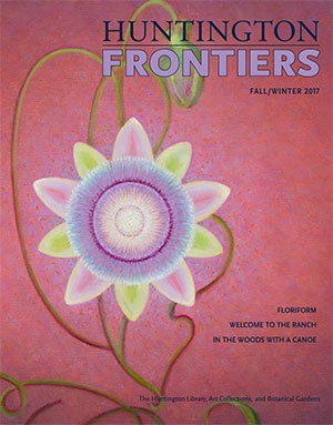 Frontiers Articles | The Huntington
