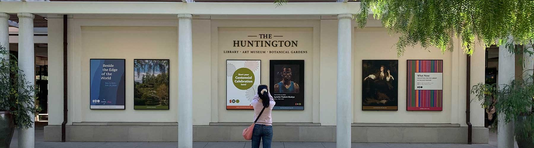 Hours And Admission The Huntington