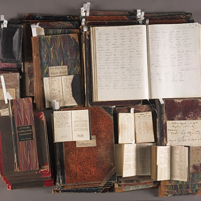 Papers of Thomas T. Eckert (1862–1877), an extensive and extraordinarily rare collection of nearly 16,000 Civil War telegrams. The Huntington Library, Art Collections, and Botanical Gardens.