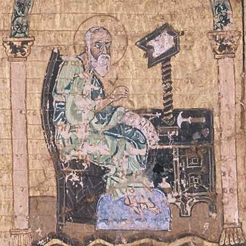 St. John in the Archimedes Palimpsest
