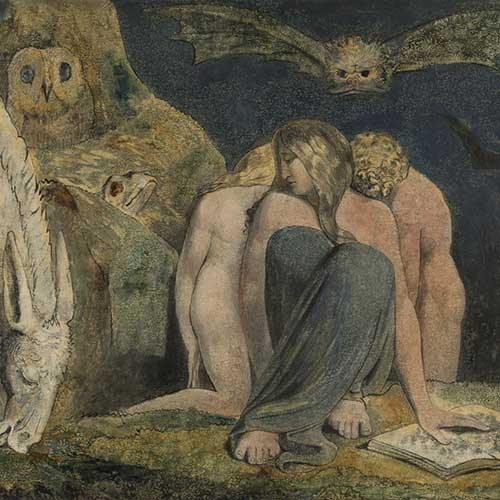 Hecate or the Night of Enitharmon's Joy