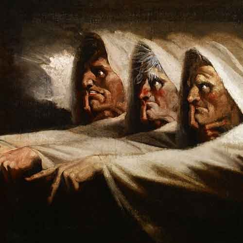 Henry Fuselis Three Witches