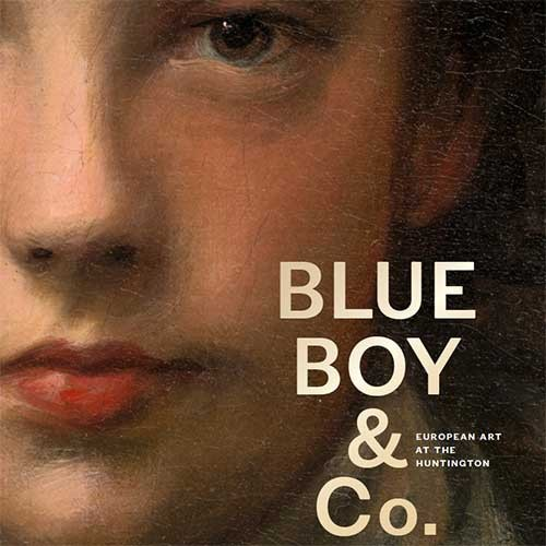 "image of book cover ""Blue Boy and Co"""