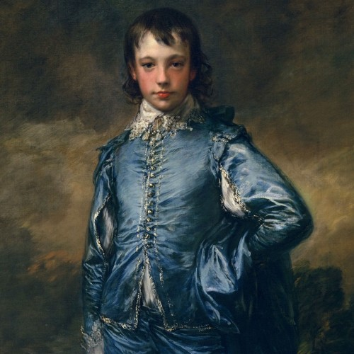 Blue Boy (1770) by Thomas Gainsborough