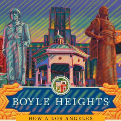 Book cover for Boyle Heights