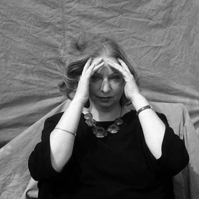 Hilary Mantel by Clare Park©