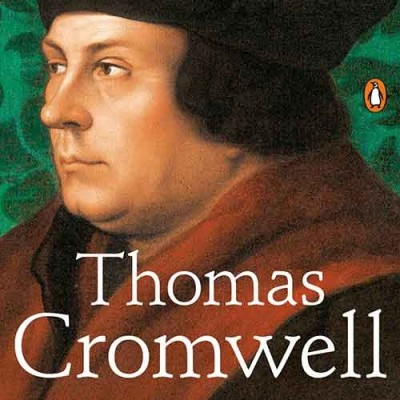 Cover of Thomas Cromwell book