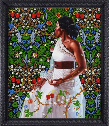 Mrs. Siddons by Kehinde Wiley