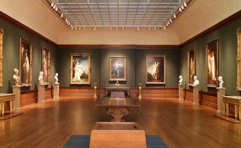 Huntington Art Gallery