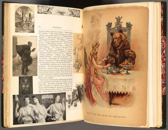 Irving Browne, Iconoclasm and Whitewash. New York, 1886. Illustrated by the author. Huntington Library, Art Collections, and Botanical Gardens.