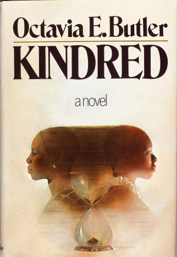 Octavia E. Butler, Kindred (Doubleday, Garden City, N.Y.: 1979), first edition. The Huntington Library, Art Collections, and Botanical Gardens. © Estate of Octavia E. Butler.