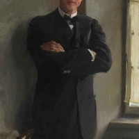 Charles Wellford Leavitt, the Artist's Cousin by Cecilia Beaux