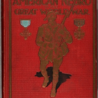 William Allison Sweeney (1851–1921), History of the American Negro in the Great World War: His Splendid Record in the Battle Zones of Europe, 1919. Chicago: Cuneo-Henneberry. The Huntington Library, Art Collections, and Botanical Gardens.