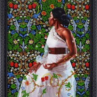 Mrs. Simmons by Kehinde Wiley