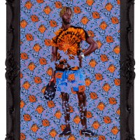 Kehinde Wiley, A Portrait of a Young Gentleman