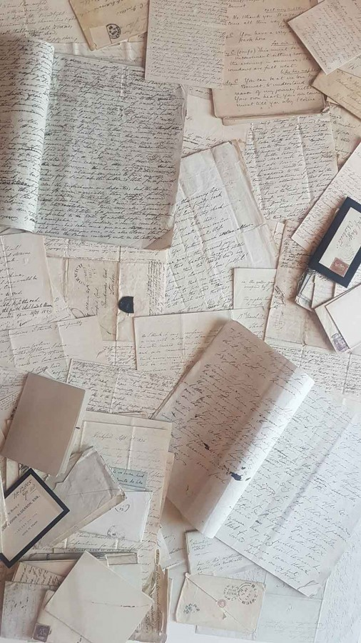 Letters, poems, and documents from British writer Amelia Opie (1769–1853) and her family and friends. The Huntington Library, Art Museum, and Botanical Gardens.