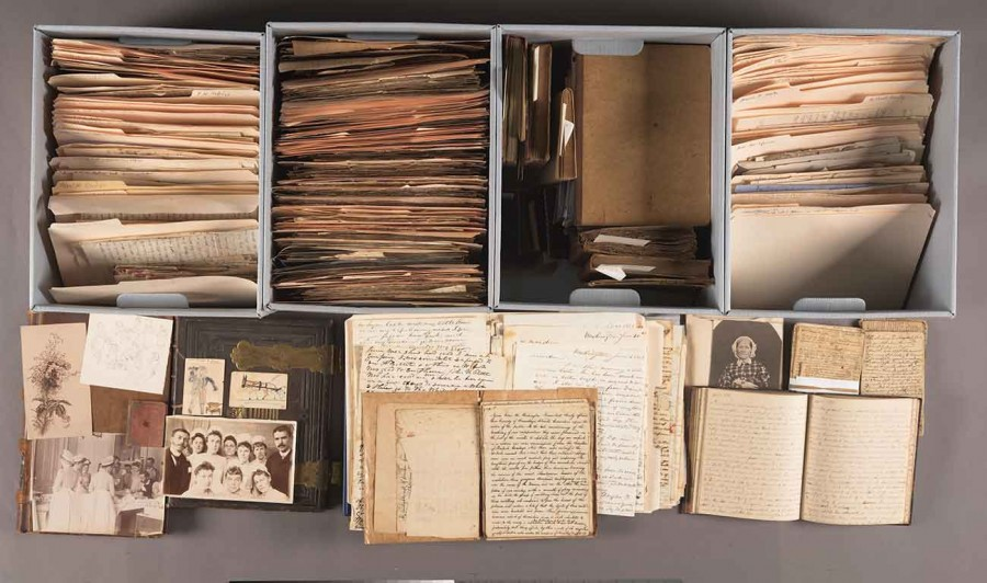 Papers of the Gott Family, 1745–1958, including documentation of the first congressional action to limit slavery in the United States. Huntington Library, Art Collections, and Botanical Gardens.