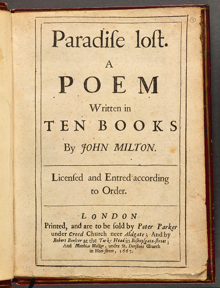 Reading Paradise Lost (Wiley Blackwell Reading Poetry)